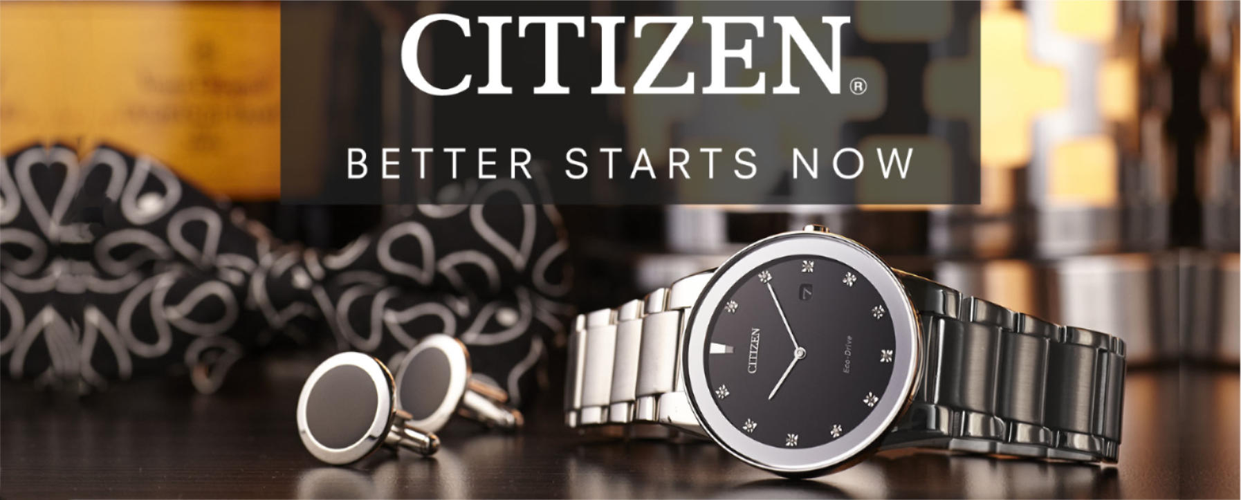 Citizen Watch Slider