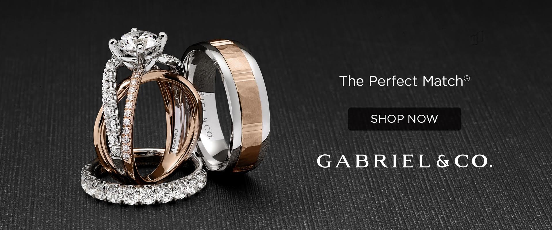Gabriel Banner Rings